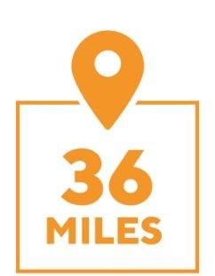 36 Miles