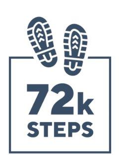 72k Steps